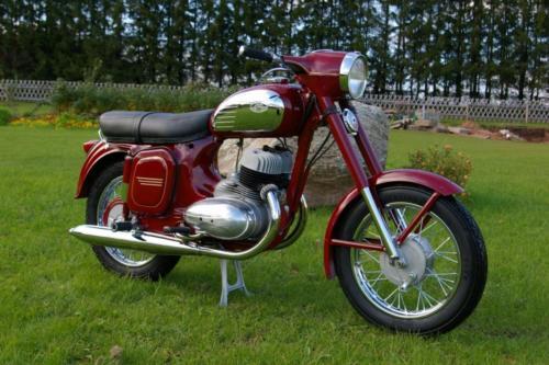 Jawa 360, 1970, Fred
